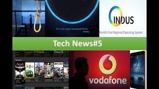 😮Vodafone 1GB Daily😮!!!--Tech News#5