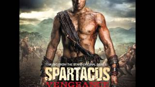 Spartacus - Vengeance - Soundtrack