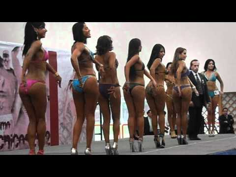 Competencia Fitness IPN 2012 Las mejores chicas