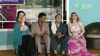 Best Of Iftikhar Thakur, Amanat Chan and Zafri Khan New Pakistani Stage Drama Full Comedy Funny Clip
