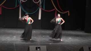 Bollywood dance- Ghagra, jadoo ki jappi, dhating naach & high heels