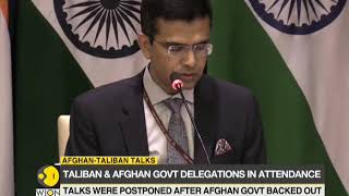 India participates in Afghan peace summit at