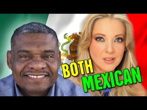 What do Mexicans LOOK LIKE? |