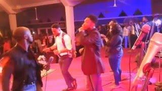 Tim Godfrey & Xtreme Live @Miracle Centre (Benin)