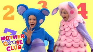 New Learn Numbers Compilation | Mother Goose Club Songs for Children | Songs for Kids