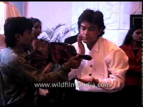 Xxx Mp4 Young Aamir Khan On Sets Of Raja Hindustani Dharmesh Darshan S Masterpiece 3gp Sex
