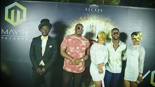 Mavin Activated: Iyanya's welcome party at Escape