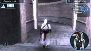 Assassins Creed - Bloodlines (PSP Gameplay Walkthrough) Part 1