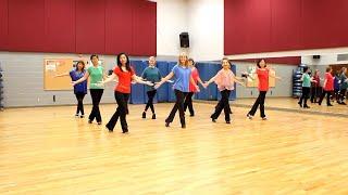 Shake, Rattle & Roll - Line Dance (Dance & Teach in English & 中文)