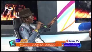VUUSYA UUNGU LATEST INTERVIEW AT KYENI TV BY DJ BIADO AND NGUU YA KINZE
