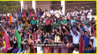 Bangla new song 2016 | Cricket Amar Jaan | Liza & Nodi | by Smart-twins Official Music Video