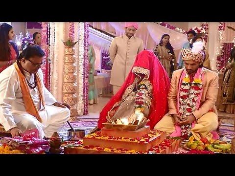 Kalash 24th September 2016 - Devika and Ravi Wedding -  Life ok - Telly Soap