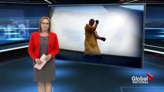 """Iran police arrest """"Happy"""" video dancers"""
