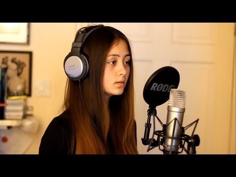 Titanium David Guetta ft. Sia Cover By Jasmine Thompson