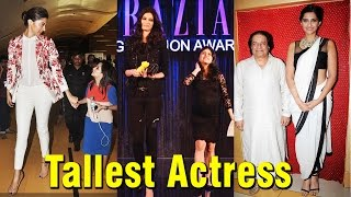 Top 10 Tallest Actress Of Bollywood