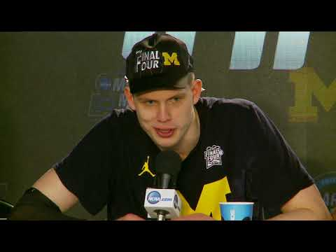 Michigan Press Conference after Florida State