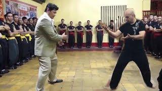 Võ sư Huỳnh Tuấn Kiệt Tức Giận ra mặt, nhận thách đấu cùng võ sư Vịnh Xuân Flores