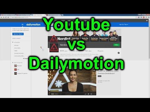 eevBLAB #12 - Dailymotion vs Youtube CPM Revenue
