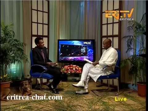 Eritrean New Geez Year Interview with Comedian Minus Eri TV Part 2