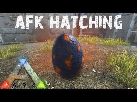 Ark Survival Evolved - AFK Egg Hatching - Any Egg, Anywhere, Anytime!