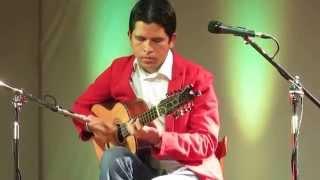 EL PESCADOR (Cumbia) - RICARDO PARRA, TIPLE SOLISTA