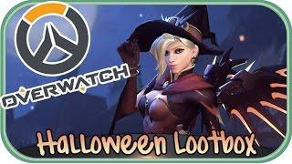 Jetzt wirds gruselig! - Overwatch Halloween Lootboxen Part 1 - Deutsch - Chigocraft