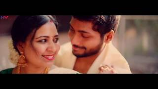 Athul & Neethu | Cinematic Wedding | HARIS VISION 2017