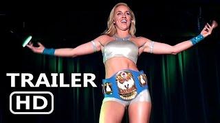 HEEL KICK! (Wrestling Movie, 2017) - Exclusive Trailer Tease