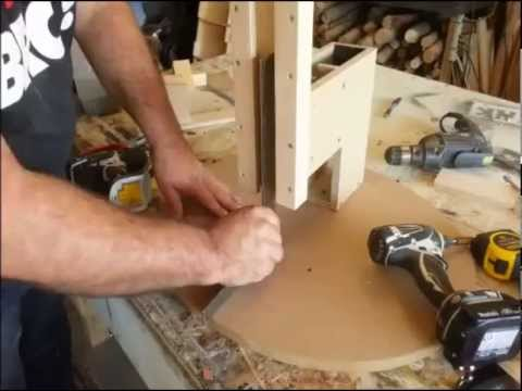 Homemade How to build a Drill Press