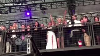 (VIDEO) Kim Kardashian's HOT Dance Moves at Kanye West's Concert