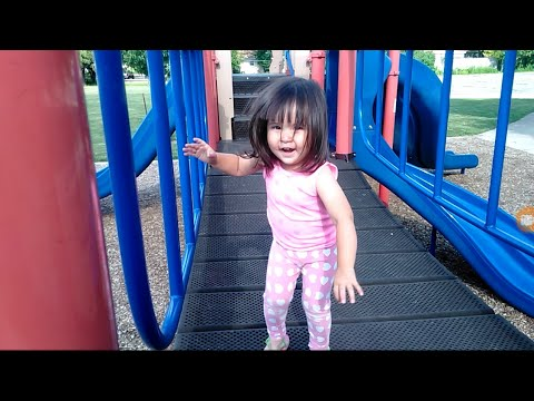 Xxx Mp4 Skip To My Lou Good Baby ABC SONG Nursery Rhymes Outdoor Fun Playing At The Park 3gp Sex