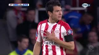 Chucky Lozano vs Willem II | HD 720p | Eredivisie | 30/09/17