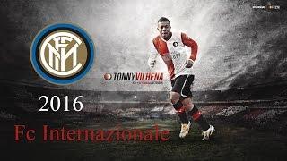 Tonny Vilhena | Welcome to Fc Internazionale | 2016