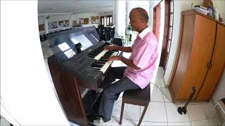NANDAO ANAO ELA AHO organ by Sammy RAKOTOARIMALALA
