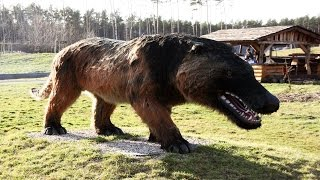 19 Terrifying Animals You�۪re Glad Are Extinct