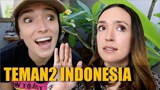Teman di Indonesia Kayak Gini Lho