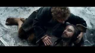 The Hobbit - Thorin's death