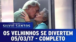 Os Velhinhos se Divertem (05/03/17) | Completo