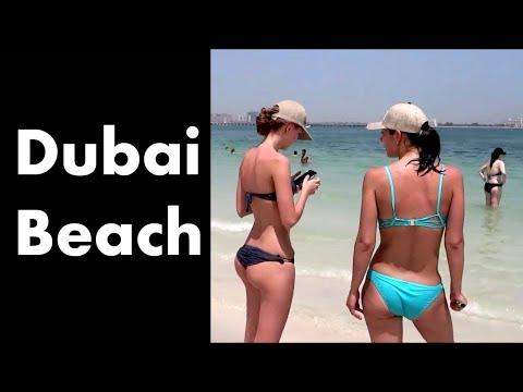 Dubai open Beach