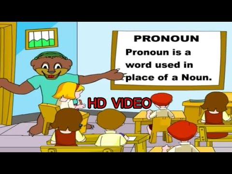 Pronoun-Definition With Examples