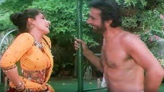 Kabir Bedi, Dimple Kapadia, Mera Shikar - Scene 10/16