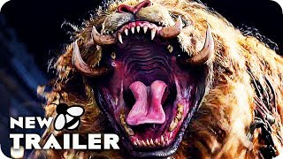 COMIC CON 2018 Trailer Compilation   SDCC 2018 All Trailers from Day 3