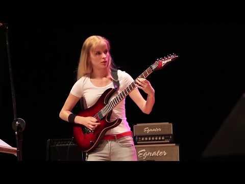 Summer Presto Guitar Cover Laura Classical Antonio Vivaldi Metal