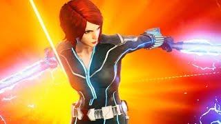 Marvel VS Capcom: Infinite - Black Widow Overview
