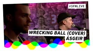 Miley Cyrus - Wrecking Ball (Ásgeir cover) (Live @ Giel)
