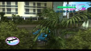 Grand Theft Auto Vice City PS2 Classics Gameplay