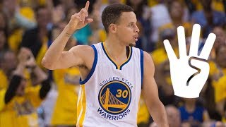 NBA 4 POINT PLAYS!