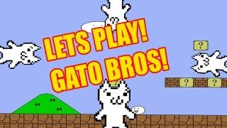 Let's Play - Gato Bros! (Completo)