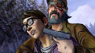 Kenny & Jane Kill Natasha, Buricko & Vitali (Walking Dead   Telltale Games)
