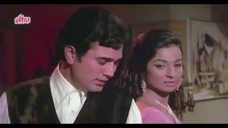 O Mere Dil Ke Chain Kishore Kumar, Rajesh Khanna, Mere Jeevan Saathi Song. Best Love Songs